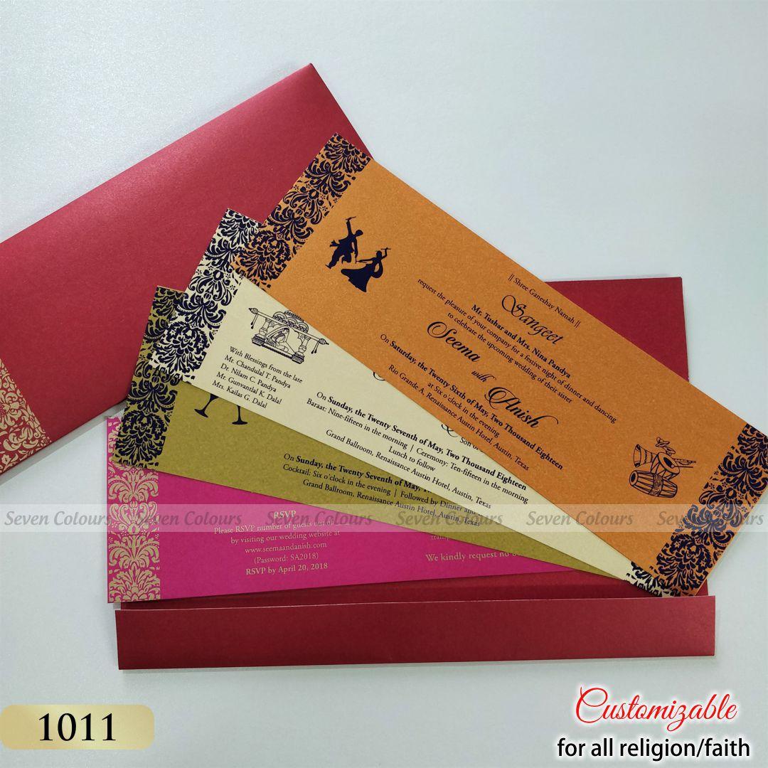 gujarati wedding cards gujarati invitations