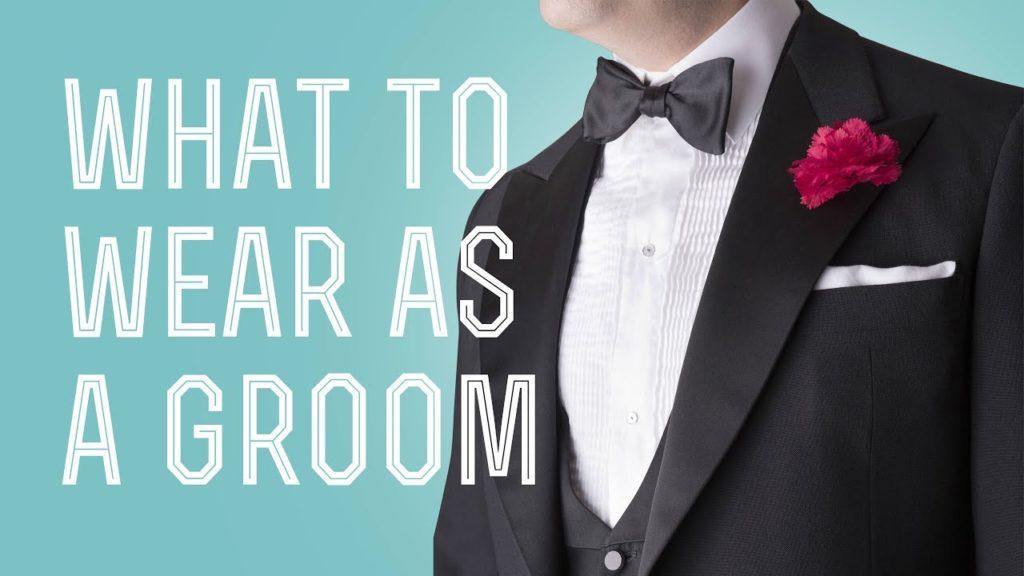 Groom Guideline For The Wedding